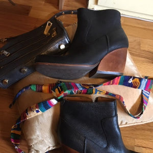 Kork-Ease Michelle ankle booties  NEW!